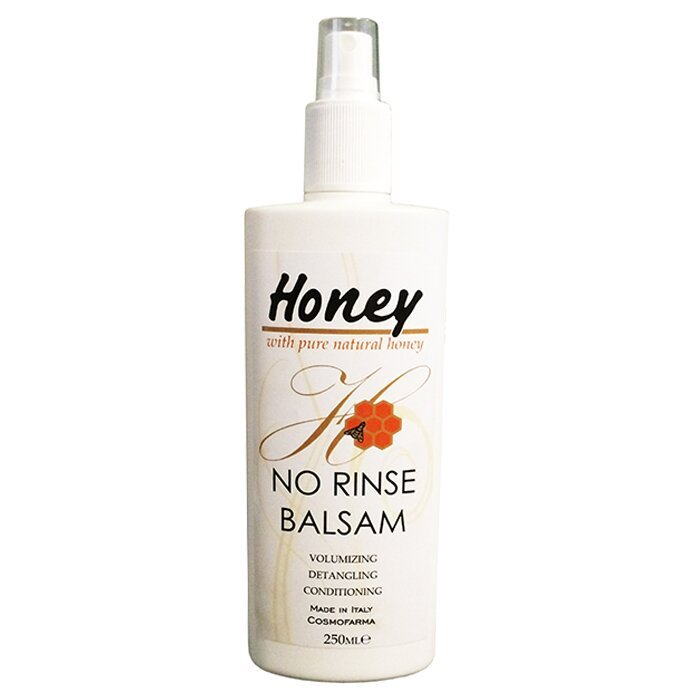 Кондиционер-спрей для волос Cosmofarma Honey Honey No Rinse Balsam 250 мл - основное фото