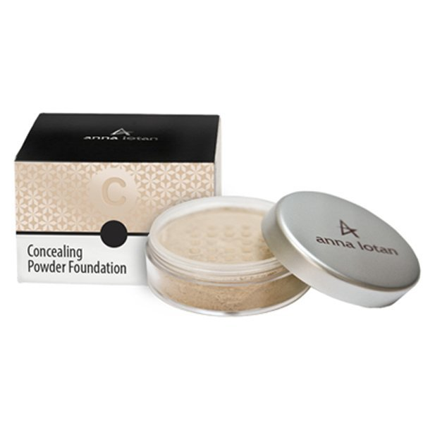 Камуфляжная пудра SPF 17 Anna Lotan Concealing Powder Foundation SPF 17 200 14 г - основное фото