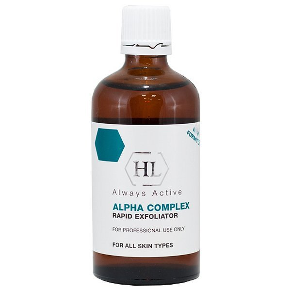 Домашний пилинг с 8% AHA-кислот Holy Land Alpha Complex Rapid Exfoliator 100 мл - основное фото
