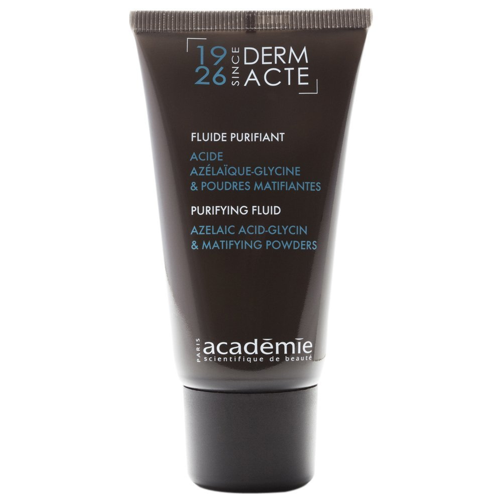 Матирующая эмульсия Acadèmie Derm Acte Acne Purifying Fluid - основное фото
