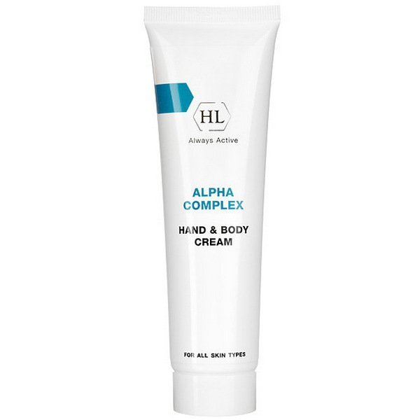 Крем для рук и тела Holy Land Alpha Complex Hand & Body Cream 100 мл - основное фото