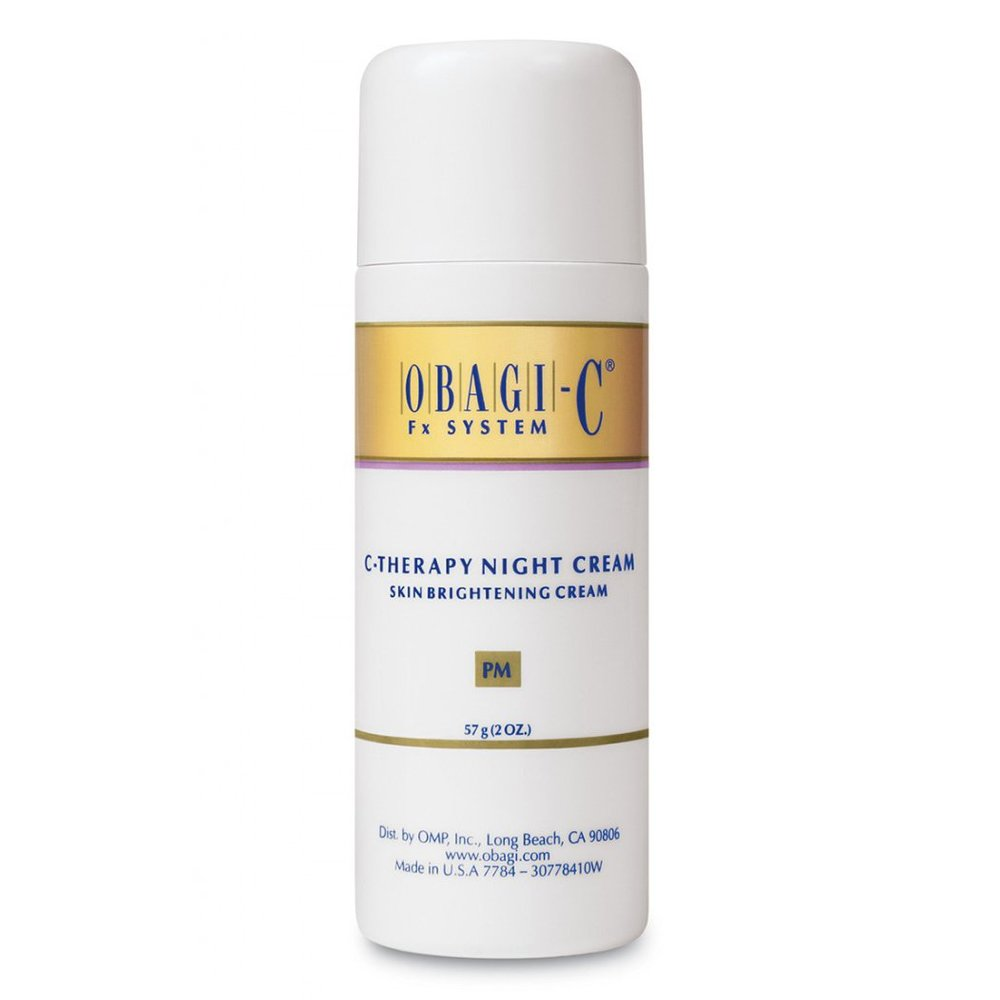 Ночной крем c 7% арбутином и 10% витамином C Obagi-C Rx Night Cream with vitamin C and arbutin - основное фото