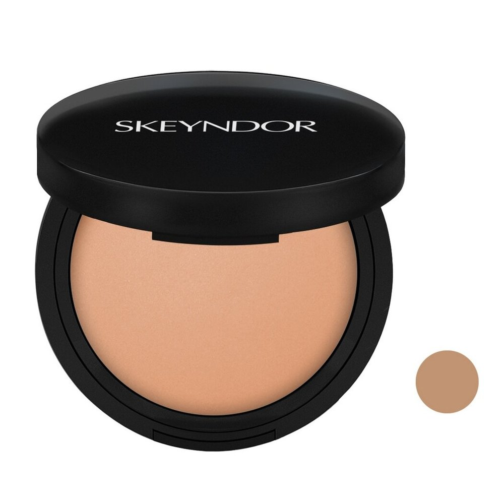 Антивозрастная компактная пудра Skeyndor Skincare Make Up Vitamin C Age Preventing Compact Powder 02 12,58 г - основное фото