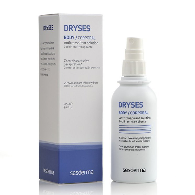 Спрей-антиперспирант Sesderma Dryses Antiperspirant Solution 100 мл - основное фото