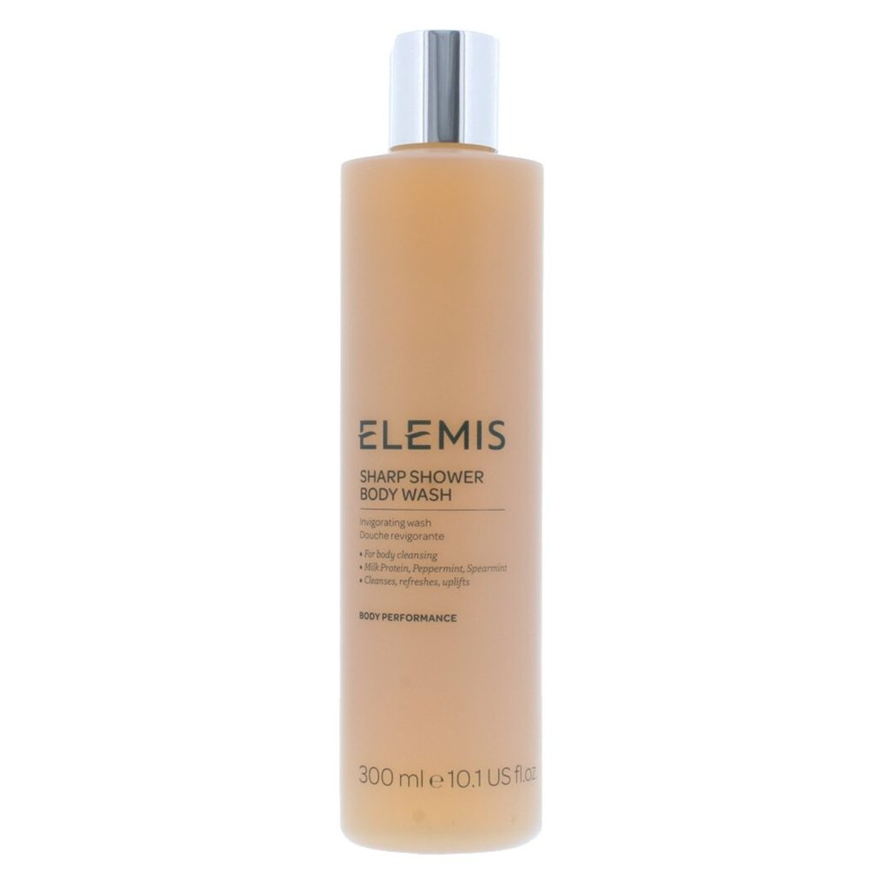 Бодрящий гель для душа Elemis Bodycare Sharp Shower Body Wash 300 мл - основное фото