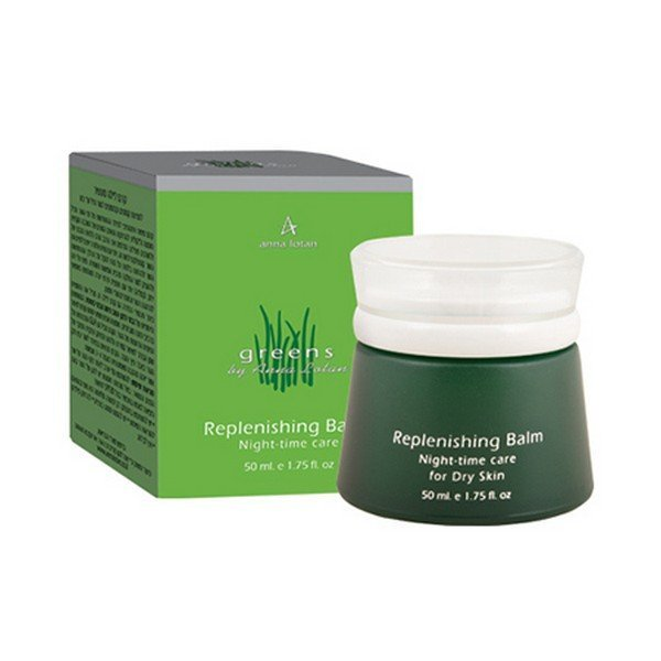 Ночной бальзам Anna Lotan Greens Replenishing Balm - основное фото