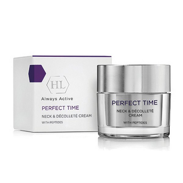 Крем для шеи и декольте Holy Land Perfect Time Neck & Decollete Cream 50 мл - основное фото