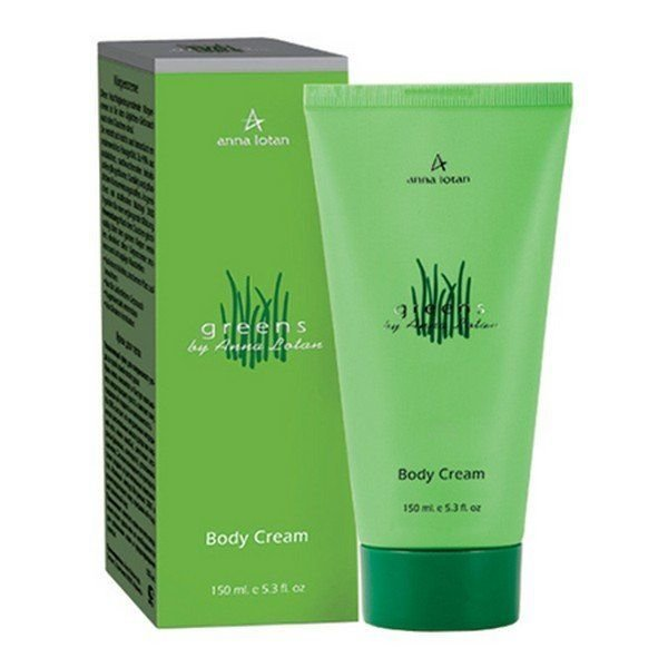 Крем для тела Anna Lotan Greens Naturally Preserved Body Cream 150 мл - основное фото